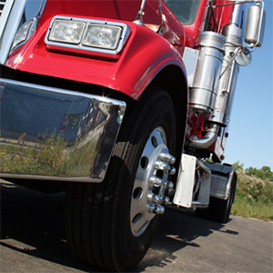 Semi Truck Tire Service Howell MI